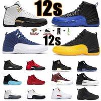Air Jordan 4 x Off-White AJ4 shoes Guayaba Ice Jumpman Hombres Zapatos Vela De Seta Neón Metálico Púrpura Púrpura Zapatillas de baloncesto Black Cat Bred Entrenadores