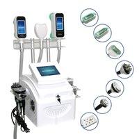 360 Cryolipolysis Body Slimming Fat Freeze Machine Cool Shaping Vacuum Liposuction Ultrasonic Cavitation RF Lipo Laser Equipment