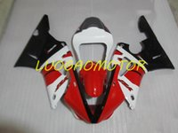 Injection Bodywork Fairings kit for YAMAHA YZF1000R1 YZF R1 2000 2001 fairing kits Cowling YZF-R1 00 01 Hogh Quality ABS Motorcycle Custom Gift White Red Black