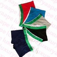 Mens Designer Boxers Luxury Men Cotton Underpants Soft Comfortable Underwear For Male Man Panties Boxer Shorts 6 Colors