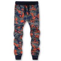 Military Style Sweatpants Men Camouflage Fashion Drawstring Elastic Waist Camo Jogger Sweat Pants Male Trouser Plus Size 7XL 8XL A0607