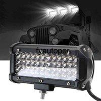 "LED-Arbeitslicht für Traktoren Bar Offroad Boat Car Truck ATV SUV 4x4 6000K Spotlight LED-Licht 7 ""144W 10800lm super hell"
