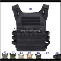 Clothing Drop Delivery 2021 Tactical Quick Hunting Vest Molle Chest Rig Protective Plate Carrier Climbing Adjustable Combat Gear Vests Cca Kf