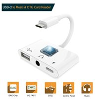USBC to USB 3 Camera Reader adapter with 3.5mm Aux Headphone Jack Charging Data Sync Otg Cable for Google Pixel 2 2XL 3 3XL