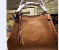 2021 Moda Ucuz Büyük Kadın Çanta Kadın Omuz Çantaları Büyük Yumuşak Deri Bayan Çanta Kadınlar Çantası Tote 05