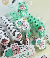 Pen Keqi 7566 cute rabbit panda frog silicone ball cartoon girl cute pet animal sex water