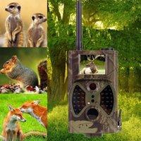Охотничьи камеры HC 300M Камера MMS Наблюдательный отводка POS с длинной антенной Водонепроницаемый Скрытый Открытый