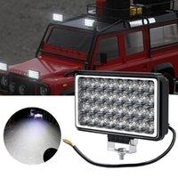 32W 4inch LED Nebelscheinwerfer für Autos Off Road Truck Boat 4x4 ATV-Spot-Trägerarbeit Auto Tagtime Laufarbeiten