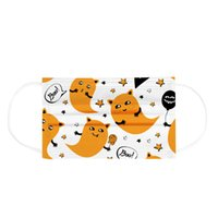 2021 Designer Face Mask Halloween children breathable disposable three-layer protective masks wholesale