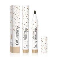 Eyeliner Natural Lifelike Fake Freckles Makeup Pen Magic Brown Color Tool Waterproof Dot Spot For Effortless Sunkissed Z
