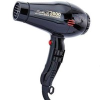 A hair dryer 110V 220V Dryer Household High-power Hair 3800 Electric Salon dressing Blow Canister EU US
