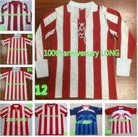 2007 2008 Version rétro Jerseys de football 1996 1997 Liga MX Club Chivas de Guadalajara Chemise de football Qualité Vintage Uniforme classique