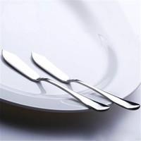 أدوات الجبن الفولاذ المقاوم للصدأ أواني السكاكين زبدة سكين الحلوى مربى الناشئة الإفطار أداة DWD5979