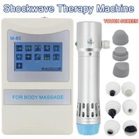 Electric Massagers Shockwave Therapy Machine For Tennis Elbow ED Massage Muscle Health Care Physiotherapy Relieve Pain Wave Body Massa