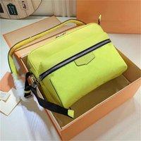 Designer Shoulder Bags Niche Female Luggage High-quality Summer Fashion Art Fresh Pure Color Multi-color Canvas Casual Small Square Sports Cute Zipper Diagonal Bag