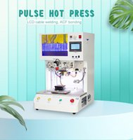 Power Tool Sets Jiutu Pulse-Heating Flex Machine For USB Cable Flexible Circuit Board FPC And PCB Welding