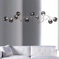Pendant Lamps Modern Designer Chandelier Lighting Art Decor Lamp Kitchen Island Hanging Light Dining Room
