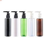 Bottiglia di plastica del distributore di sapone liquido 150ml con pompa di baionetta Contenitore colorato di alta qualità dell'animale domestico dell'animale domestico di alta qualità 150ccods