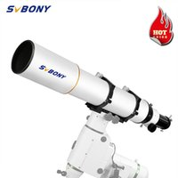 Teleskop Dürbün SVBONY SV503 102 / F7 ED Ekstra Düşük Dispersiyon Akromatik Refraktör OTA, Astropografi için, Giriş STA için Uygun