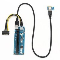 0.6m USB3.0 PCI-E 1x To16x Motherboard Extender Riser Card Adapter Extension Power Cable For ETH GPU Mining