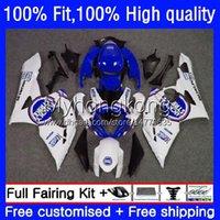 Body Molde de inyección para Suzuki GSXR1000 K5 GSX-R1000 05 06 Carrocería de la motocicleta 26NO.53 GSXR 1000CC 1000 Lucky Strike CC 2005 2006 GSXR-1000 2005-2006 PAQUETE OEM