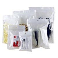 8 * 13 cm 9 * 16 cm Koku Geçirmez Mylar Plastik Zip Kilit Çanta Runtz Ambalaj OPP Toplu Hediye Paketleri PVC Çanta Self Sızdırmazlık Baggies için EarPods