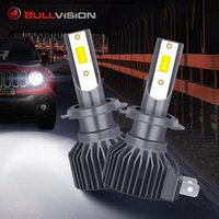 Car Headlights Led Haedlight H4 H7 H1 H8 H9 H11 16000LM Diode Lamp For Auto 48W High Power Turbo Automotive Light 12V Bulbs LY