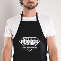 Kitchen Waterproof Apron Adult Funny Mens Aprons Family Cleaning BBQ Drop For Men Cute Barista