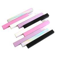 Waterproof Eyeliner Pen Custom Private Label Empty Paper Box Packaging 2 In 1 Black Long Lasting Lash Glue For Makeup