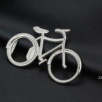 Vintage Metal Bicycle Garrafa Abridor de Garrafas de Vinho Garrafas de Vinho abradores Chaveiro Cadeia de Casamento Festa Presente Presente HWF7603