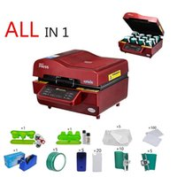 3D Сублимационные вакуумные машины / теплоснабжение Machiner CUR / SUNDRIES / футболка / для телефона Чехол Принтер / Чашка / цифровая печатные машины
