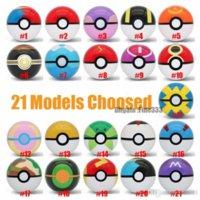 21 Modellen Elf Bal Toys Master Ball GS / Maan / Park / Luxe / Sport / Timer / Love Ball Kids Geschenken Cartoon Figuren Speelgoed Actiefiguren