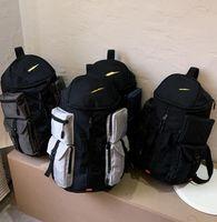 학교 배낭 클래식 패션 가방 여성 남성 가죽 28cm 배낭 Duffel 가방 유니섹스 어깨 가방 핸드백 지갑 Tote