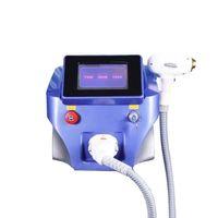Permanent Shr Opt IPL Laserdiode Haarentfernungsmaschine 808nm 755nm 1064nm q Schalter Hautpflege Verjüngung Therapie Schönheit der Schönheit