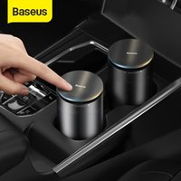 Baseus Car Air Freshener Strong Perfume With Solid Aroma Cup Holder Auto Purifier Conditioner Diffuser Remove Formaldehyde