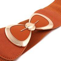 Vista versátil nova grande borboleta final elástico de cintura larga capa feminina 8319 trxv