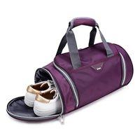 Duffel Bags BELLELIFE Fashion Nylon Travel For Women Men Large Capacity Fitness Sport Bag Weekend Duffle Luggage Women's Bolsa