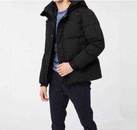 2021SS New style Winter Men Homme Winter Jassen Chaquetas Parka Outerwear Big Fur Hooded Fourrure Manteau Down Jackets Coat Hiver Doudoune