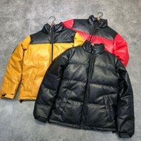 Erkekler Kış Ceketler Tasarımcı Dwon Mont Erkek Bayan Streetwear Parkas Mektubu Kalın Fermuar Ceket Moda Giyim 7 Stilleri