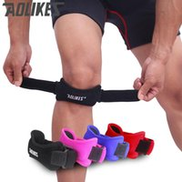 Ajustável joelho patelar tendão suporte cinta aperto de cinta corrida de basquete ao ar livre impedir academia Recomendar aolikes cotovelo