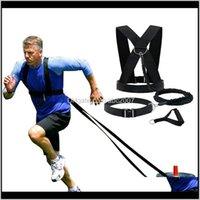 Bandas Resistencia de interior Banda Bungee Fitness Fitness Trainer Training Training Training Sprint Entrenamiento Látex Gimnasio Cuerda Equipo Equipo S6MON JICS3