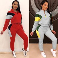 Women's Tracksuits Ueteey Two-piece Casual Tracksuit Long Sleeve Women Pant Set