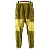 CP TopStoney 2021SS Новый стиль весна и осень Новые нейлоновые брюки мода бренд мужские повседневные брюки Ноговые повседневные леггинсы спортивные штаны