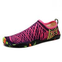 (Ссылка для Mix Заказать) Аква-обувь Обувь для водяных кроссовки Slip-On Beach-upstream SWMMING Быстрые сухие спортивные унисекс