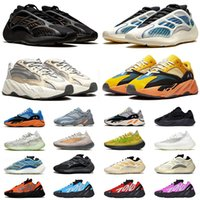 2020 New Kanye West Stock x Yeezy Boost 700 v3 Running Shoes Azael Alvah Alien Mist yezzy wave runner 700 v2 MNVN Carbon Blue Vanta Luxury Designer Sneakers Trainers