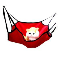 Cat Beds & Furniture 30pcs lot Moisture Proofing Hammock Suspending Cathouse Cats Bed Both Sides Can Be Used