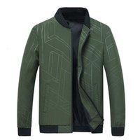 Men's Jackets Fashion Trend Mens Spring Jacket Coats Thin Youth Clothes Baseball Varsity For Man Overcoat Outerwear PD01 KIJ2