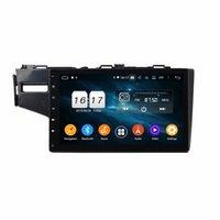 """4 جيجابايت + 128GB 2 DIN 10.1 """"PX6 الروبوت 10 سيارة دي في دي الوسائط المتعددة رئيس وحدة لاعب لهوندا صالح 2014 2015 DSP راديو GPS الملاحة بلوتوث 5.0 واي فاي"""