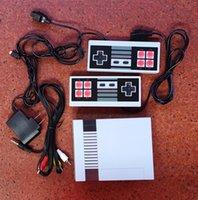 جديد وصول البسيطة التلفزيون يمكن تخزين 620 500 لعبة وحدة الفيديو المحمولة لأجهزة الألعاب NES مع مربع التعبئة بالتجزئة