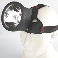 헤드 램프 20W XHP50 LED 헤드 램프 스포트 라이트 26650 USB 사냥 머리 토치 라이트 대형 컵 광부 램프 4 모드 캠핑 랜턴 경고 스트로크